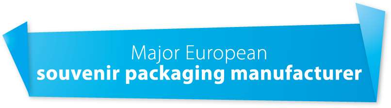 Major European souvenir packaging manufacturer